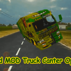 Download MOD Truck Canter Oppa Muda