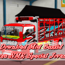 Download Mod Bussid Isuzu NMR Special Jovanca