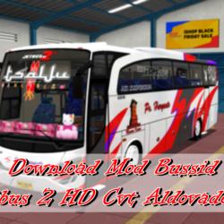 Download Mod Bussid Jetbus 2 HD Cvt Aldovadewa