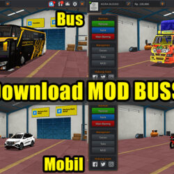 Download MOD BUSSID