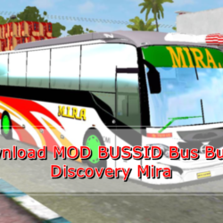 MOD BUSSID Bus Bumel Discovery Mira