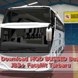 MOD BusJB3+ FaceliftTerbaru