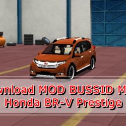 MOD Mobil Honda BR-V Prestige